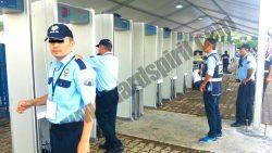 Osmangazi Açılışı Kapı Dedektörleri