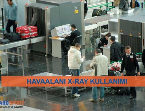 Havaalanı X Ray Cihazı Kullanımı